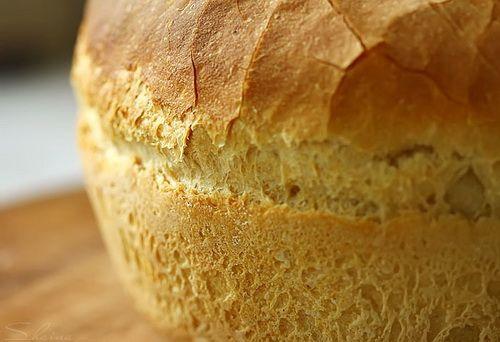 Испечь хлеб дома в духовке рецепт быстро и