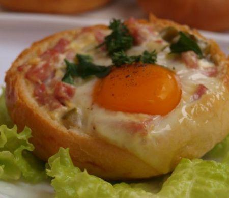 Что приготовить на завтрак быстро и вкусно рецепты с фото в микроволновке