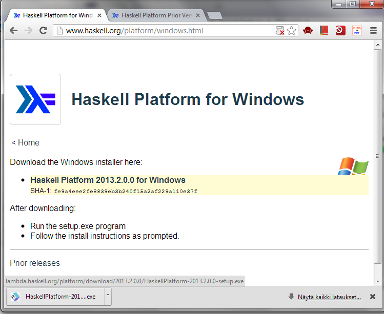 Haskell support for Eclipse download - SourceForgenet