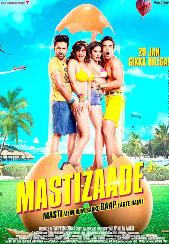 Mastizaade (2016) Full Movie Watch Online Free