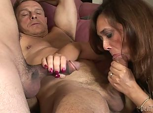Mature red head pussy movies