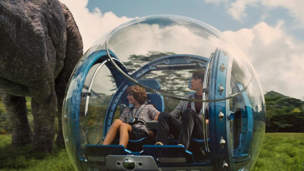 Jurassic World (2015) full hindi movie - Video