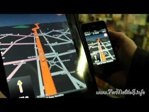 Navigon europe iphone user manual