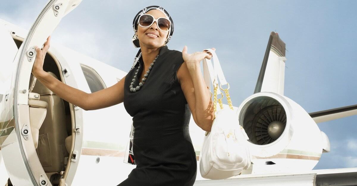 Фото богатых женщин знакомства