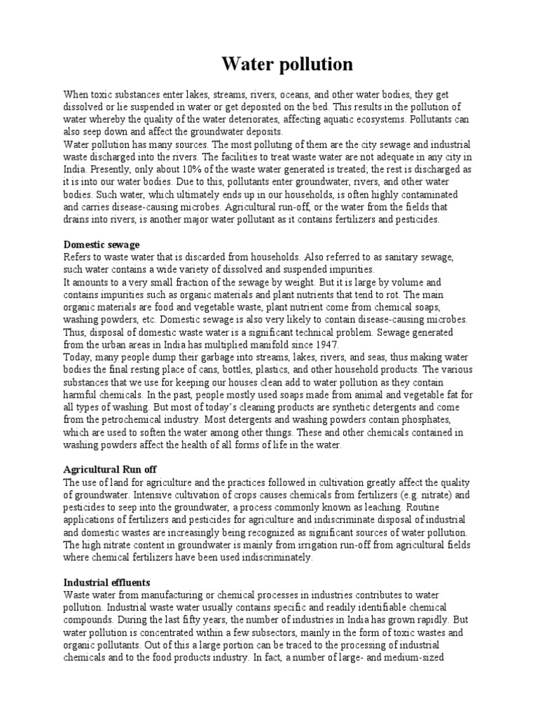 Noise Pollution: Free Cause and Effect Essay Samples