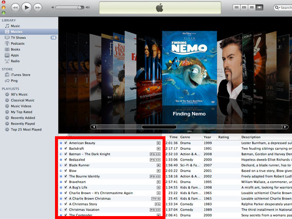 Download movie info itunes Free Download for Windows