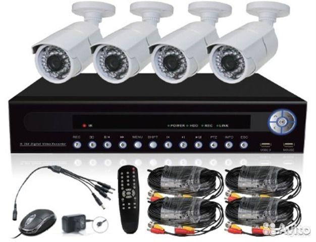Для дома купить видеорегистратор на 4 камеры
