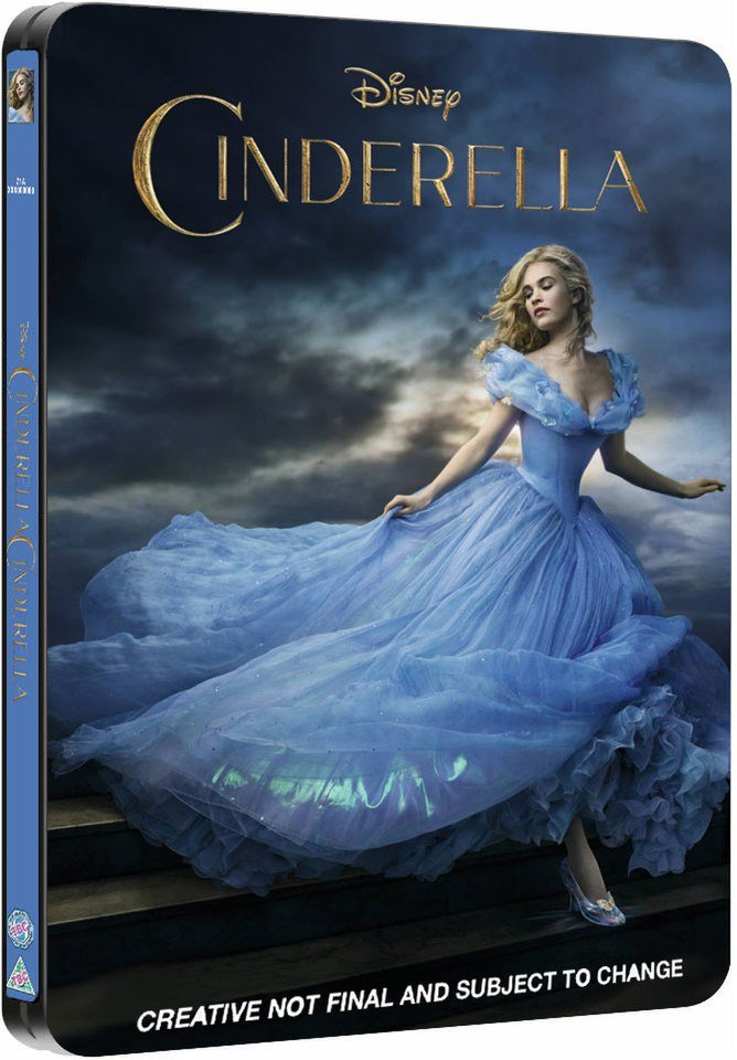 08 MB Watch Cinderella (2015) Movie Online - HD