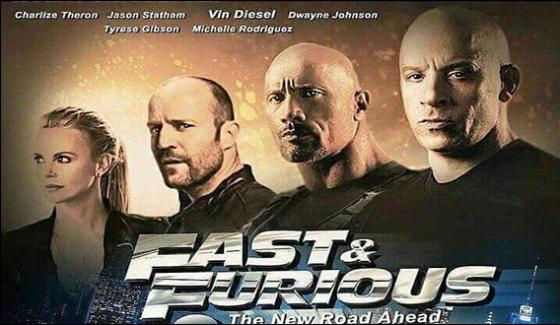 Watch Fast and Furious 7 - Trailer English Movie Online
