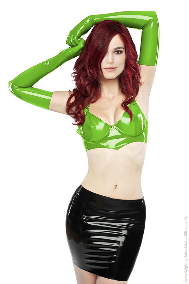 Opinion, actual, latex solo female redhead 7752 have thought