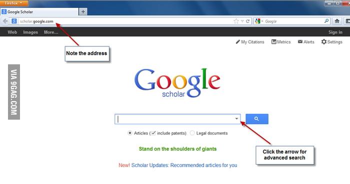 Google essay