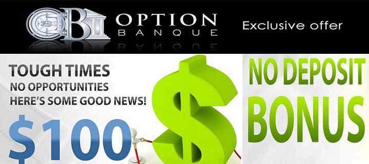 binary options no deposit bonus october 2012