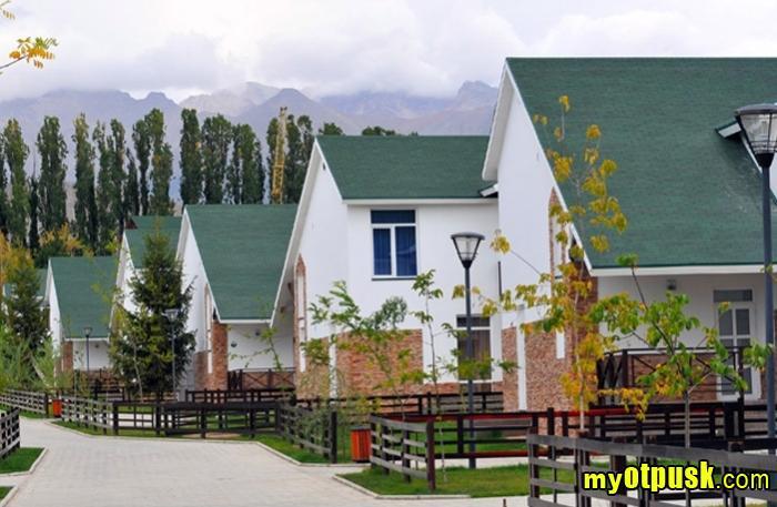 Кыргызстан пансионат каприз