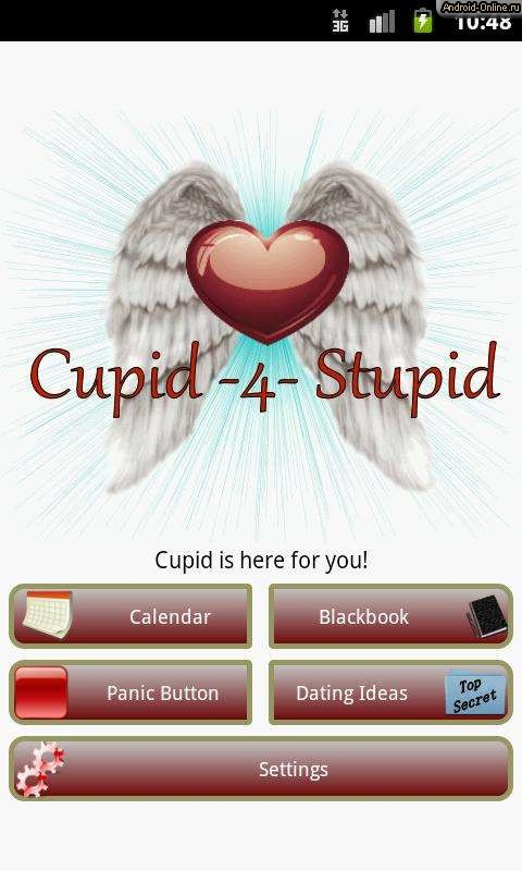 Stupid cupid dating website