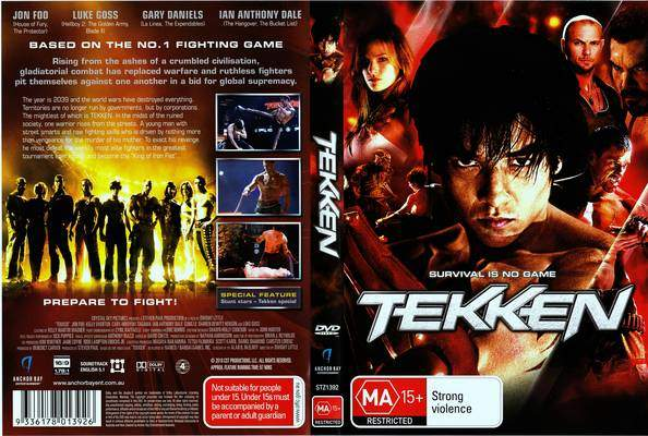 TEKKEN (2010) Full Movie Online - movienightseriescom