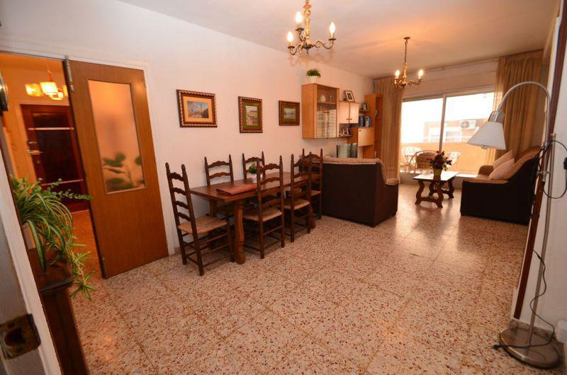 4-х комнатная квартира в испании у моря