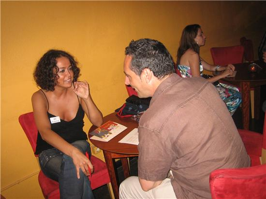 Speed dating valencia 2014