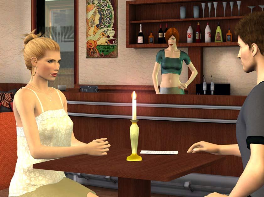 Dating love online games
