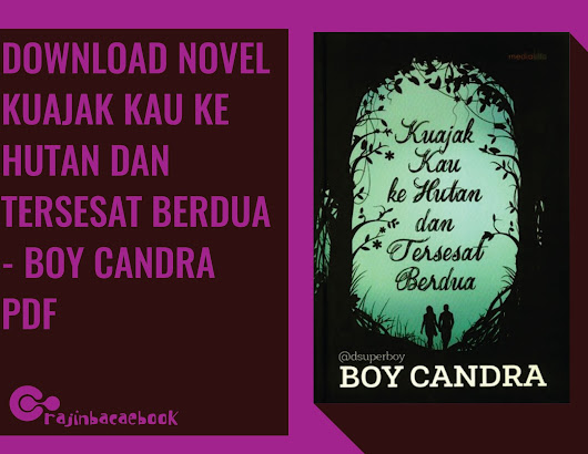 Download Review Ebook Gratis Boy Candra - Catatan