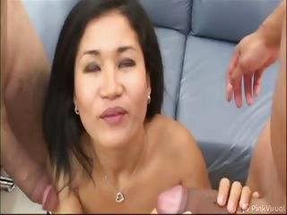 Latina girlfriends sucking cock