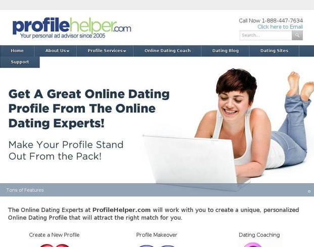 Tips for creating a great online dating profile
