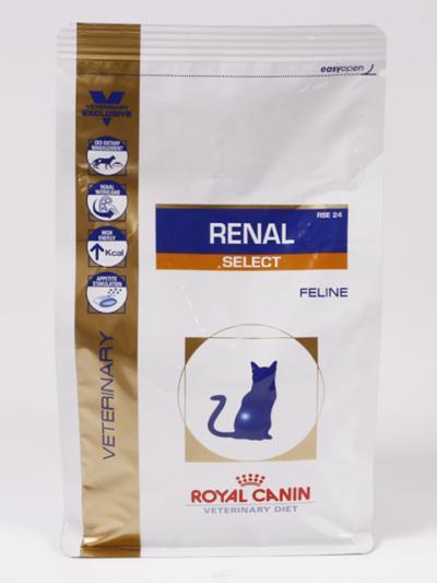 Корм royal canin renal для кошек пауч