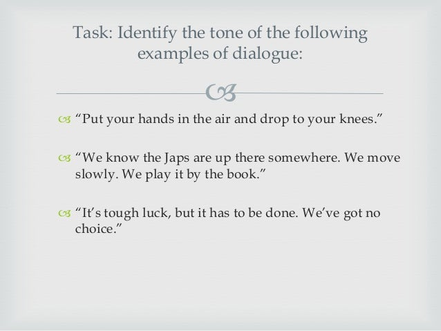 english dialogues essay Conversation analysis in a real conversation english language essay print reference this  published: disclaimer: this essay has been submitted by a student.