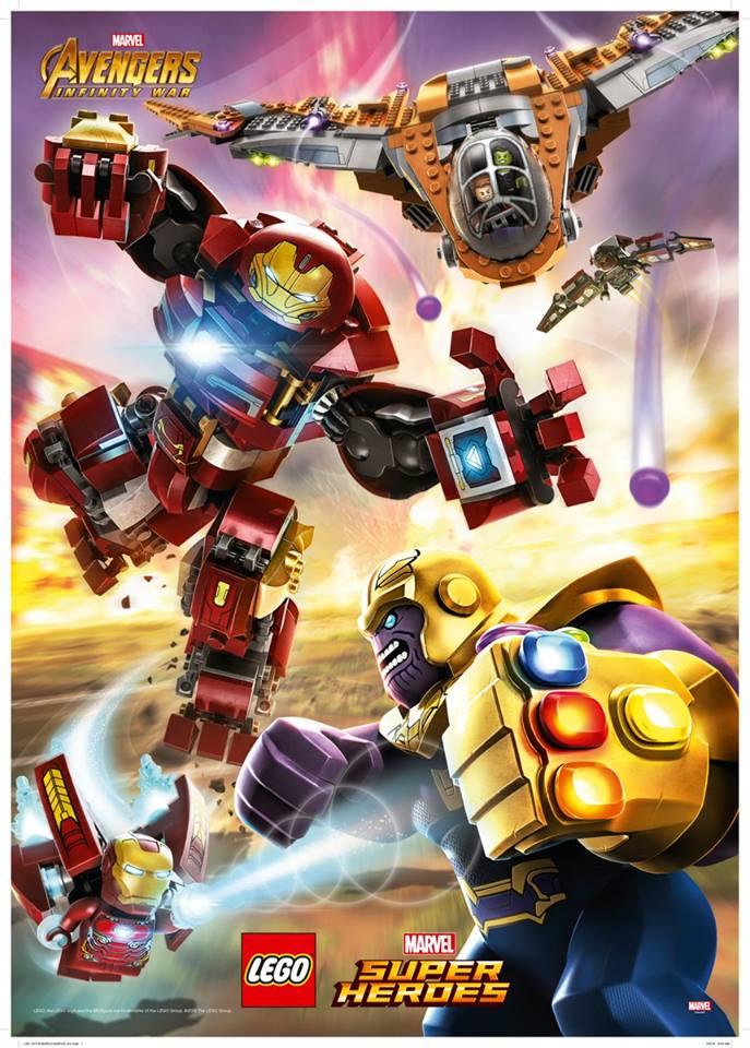 LEGO Avengers: Infinity War Haul! - wayneindustriesorg