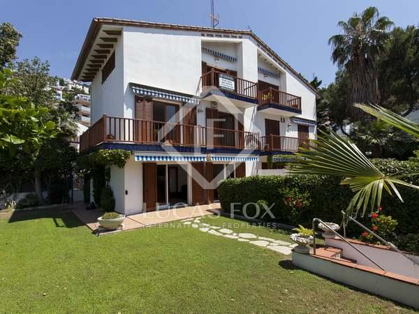 Испания ситжес элитная недвижимость