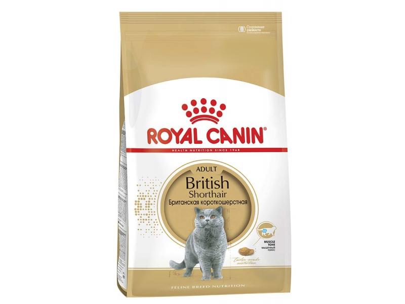 Корм royal canin для британского котенка