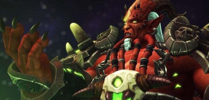 Game Movies: World of Warcraft: Legion gamescom 2015