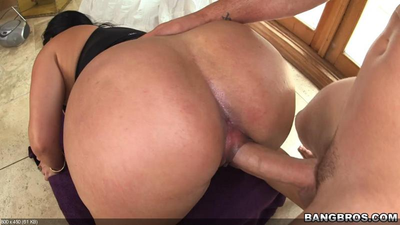Thick ass latina anal
