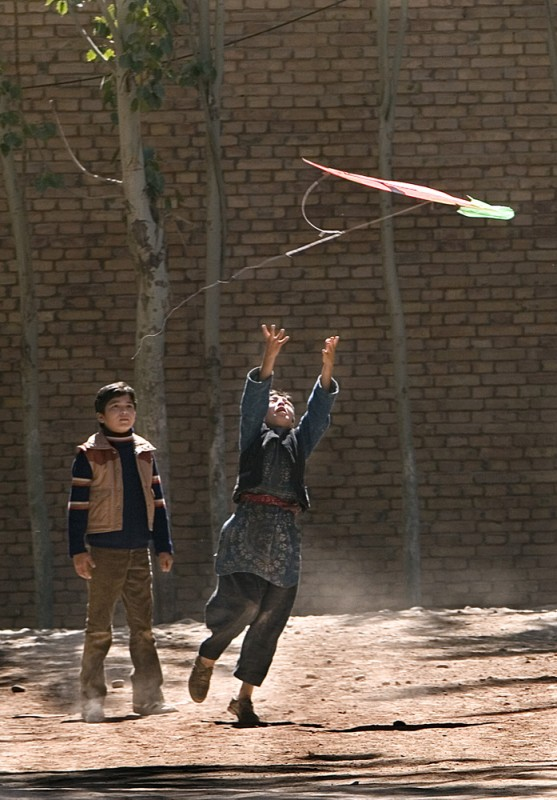 The kite runner thesis