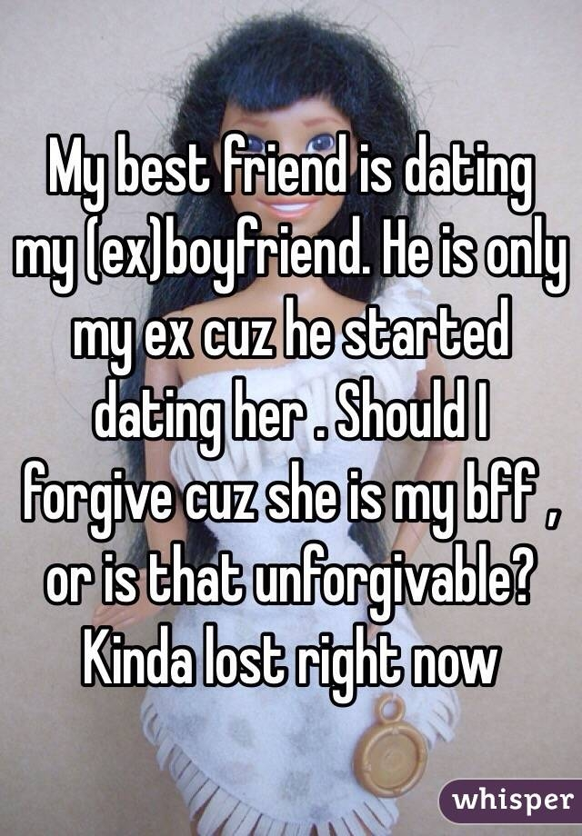 my ex is my best friend