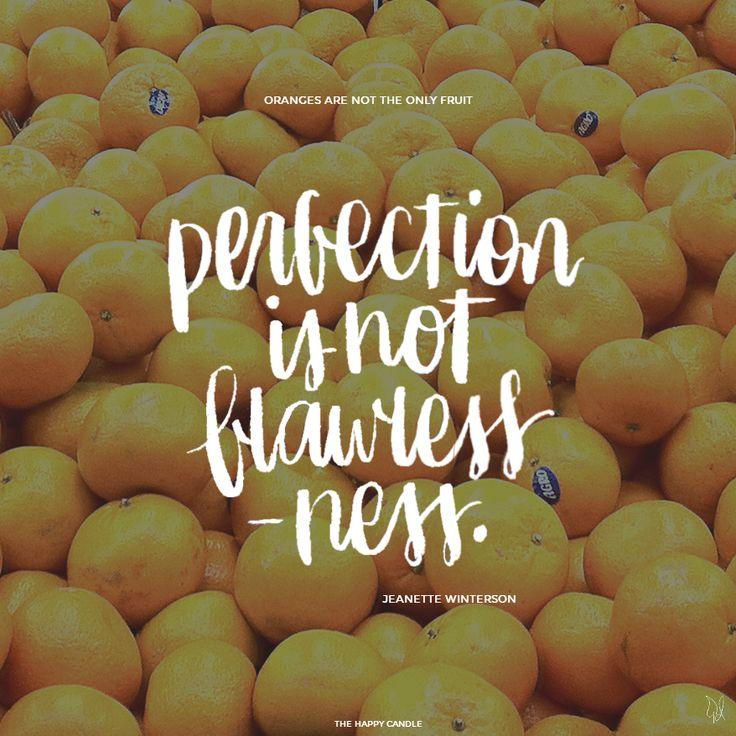 Oranges Are Not The Only Fruit Essay - mirznaniicom