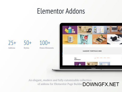 Lit WordPress Themes With Elementor Page Builder