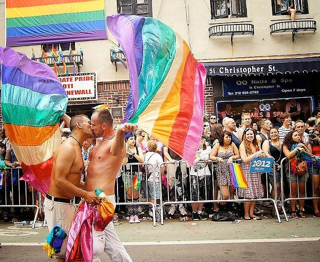 Gay dating events in nyc