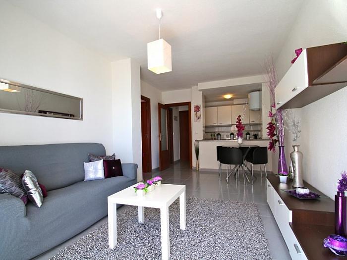 Недорогая квартира на побережье испании