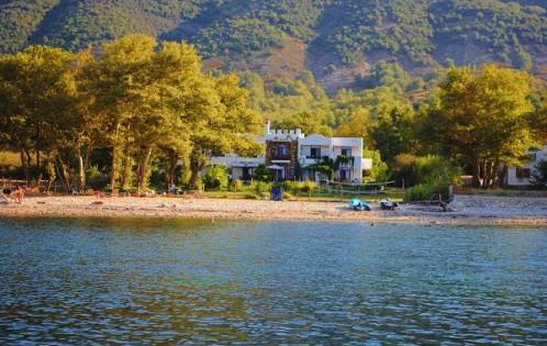 Квартира в остров Самотраки на побережье