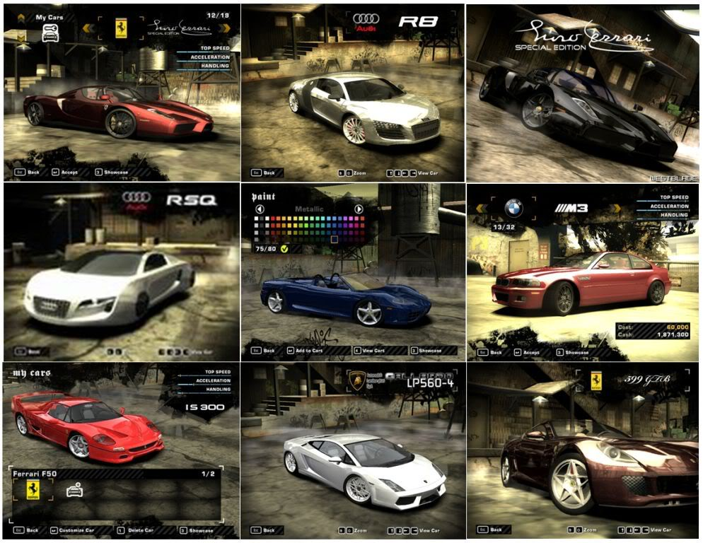 Need For Speed Most Wanted Android PC- Free Crack