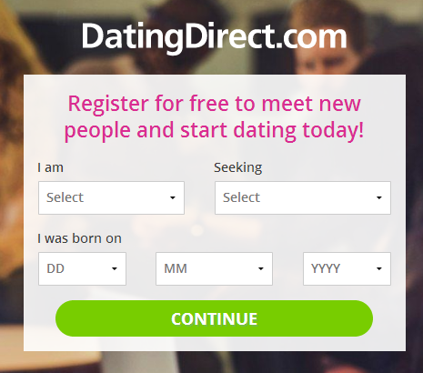 Dating direct home page