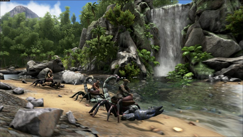How To Download ARK Survival Evolved For FREE on