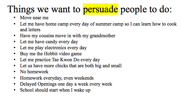 Great persuasive essay examples