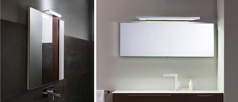 Emejing Faretti Per Specchi Da Bagno Photos - New Home Design 2018 ...
