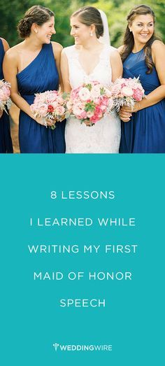 Write my writing a maid of honor speech funny