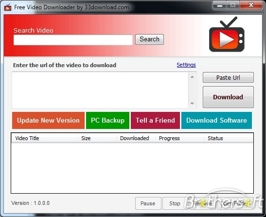 Free YouTube Downloader Download for Windows 7