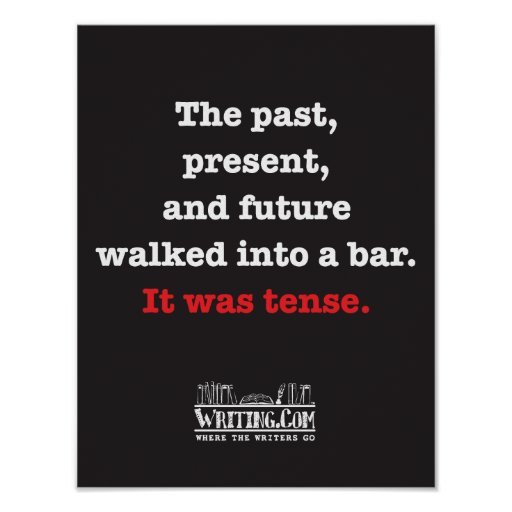 Past, Present, and Future, short story by