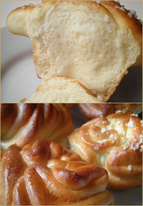 Быстрое дрожжевое тесто на булочки рецепт