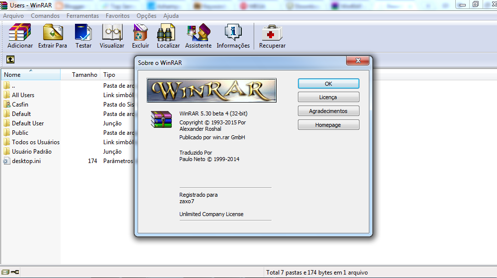WinRAR 540 Final Full Version - Download Software