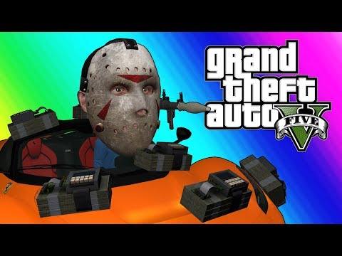GTA 5 Online - Doomsday Heist - Cutscenes Movie